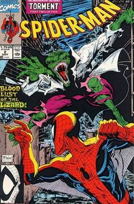 Spider-Man (Vol. 1 1990-2000) #2