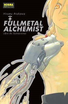 Fullmetal Alchemist - Libros de ilustraciones
