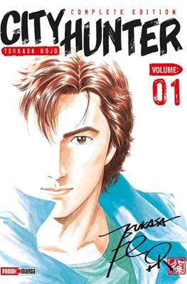 City Hunter (Rústica con sobrecubierta) #1
