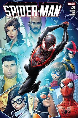 Spider-Man (Vol. 2 2016- ) (Comic-Book) #21