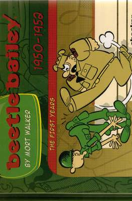 Beetle Bailey: The First Years