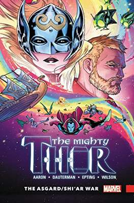 The Mighty Thor (2016-) (Softcover) #3