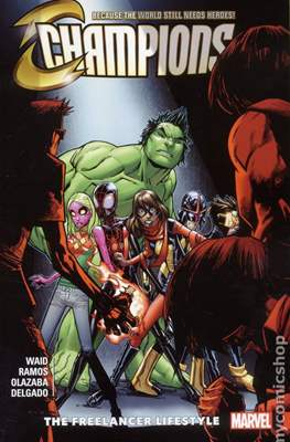 Champions Vol. 2 (2016) (Softcover) #2