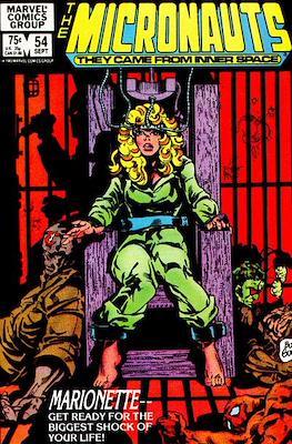 The Micronauts Vol.1 (1979-1984) (Comic Book 32 pp) #54