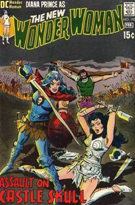 Wonder Woman Vol.1 (Comic Book) #192
