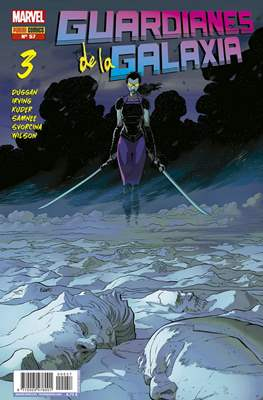 Guardianes de la Galaxia (2013-) (Grapa) #57