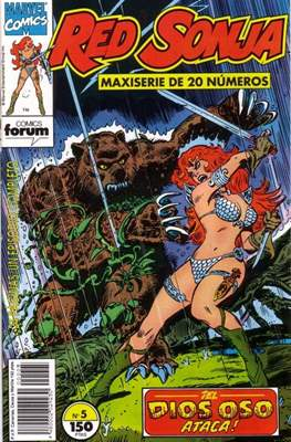 Red Sonja (Grapa 24 pp) #5