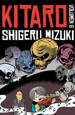 Kitaro (Rústica) #8
