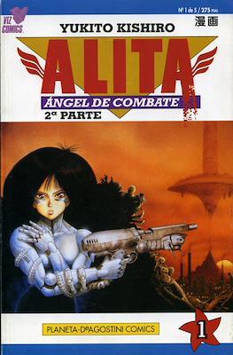 Alita, ángel de combate. 2ª parte #1