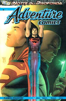 Adventure Comics: La notte più profonda