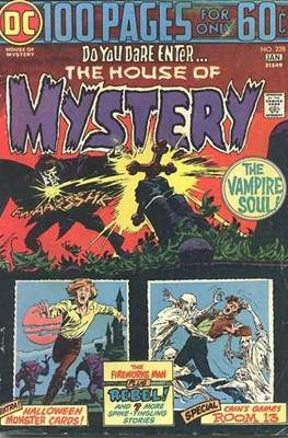 The House of Mystery (Comic Book) #228