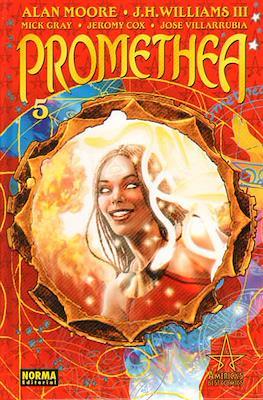Promethea (Cartoné, 150-200 páginas (2007-2008)) #5