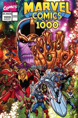 Marvel Comics #1000 (Variant Cover)
