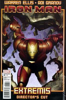 Iron Man: Extremis Director's Cut #6