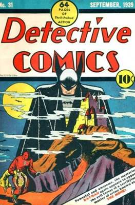 Detective Comics Vol. 1 (1937-2011; 2016-) (Comic Book) #31