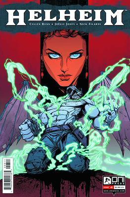HelHeim (Comic book) #6