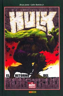 Hulk. El Retorno del Monstruo. Best of Marvel Essentials