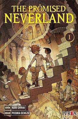 The Promised Neverland - Portadas Alternativas #1.1