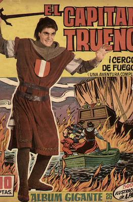 El Capitán Trueno. Album gigante (Grapa 32 pp) #26