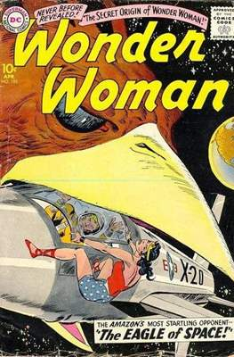 Wonder Woman Vol.1 (1942-1986; 2020-) (Comic Book) #105