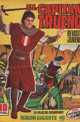 El Capitán Trueno. Album gigante #43