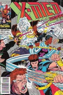 X-Men 2099 Vol. 1 (1994-1995) (Grapa 24 pp) #2