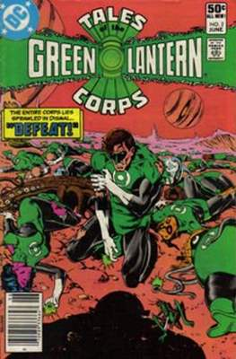 Tales Of The Green Lantern Corps Vol 1 (Comic-Book) #2