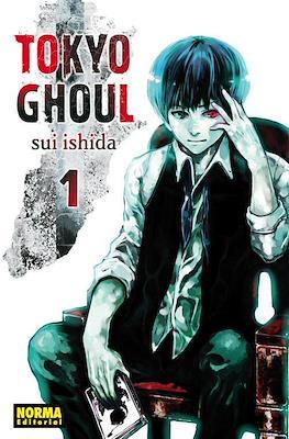 Tokyo Ghoul (Rústica con sobrecubierta) #1