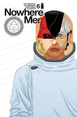Nowhere Men (Comic-book) #6