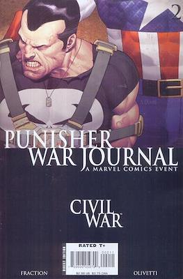 Punisher War Journal Vol 2 (Comic Book) #2
