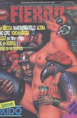 Fierro (Grapa (1984-1992) Primera época) #6