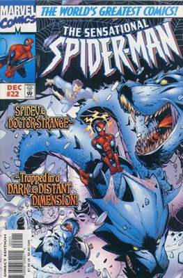 The Sensational Spider-Man (1996-1998) (Comic Book) #22