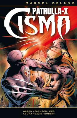 Patrulla-X: Cisma. Marvel Deluxe