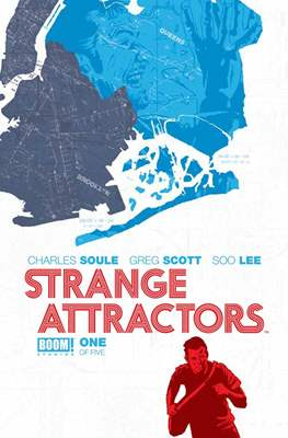 Strange Attractors (Comic Book) #1