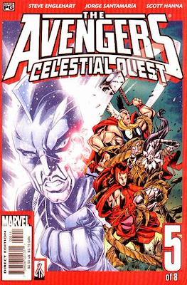The Avengers: Celestial Quest (Comic-book) #5