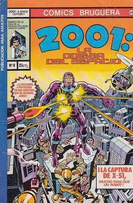 2001: La odisea del espacio (Grapa) #8