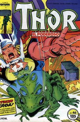 Thor, el Poderoso (1983-1987) #46