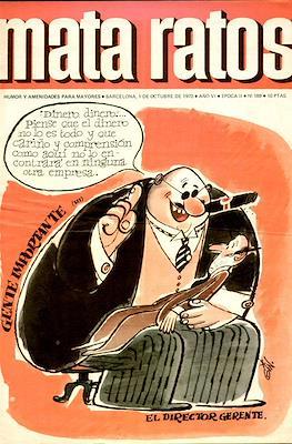 Mata Ratos (Grapa) #189