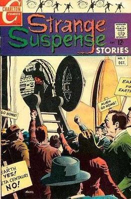 Strange Suspense Stories Vol. 3