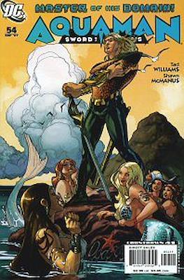 Aquaman Vol. 6 / Aquaman: Sword of Atlantis (2003-2007) (Saddle-stitched) #54