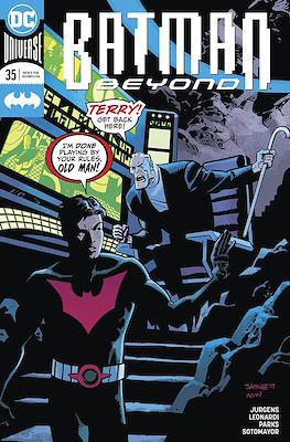 Batman Beyond (Vol. 6 2016-...) (Comic Book) #35