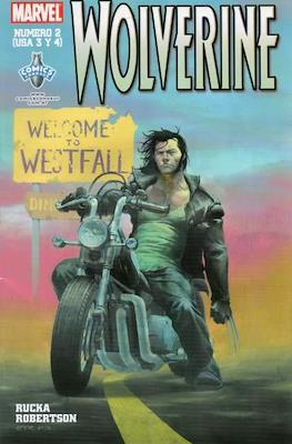 Wolverine (Grapa) #2