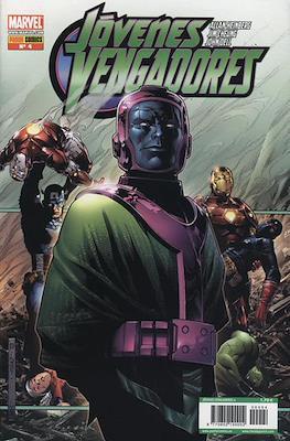 Jóvenes Vengadores Vol. 1 (2006-2007) #4