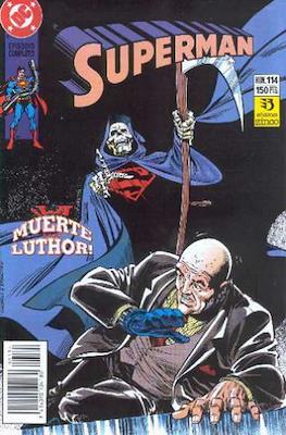 Superman: El Hombre de Acero / Superman Vol. 2 #114