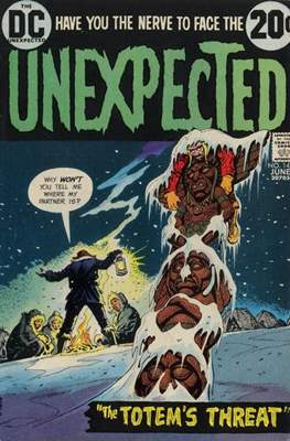 The Unexpected (Comic Book) #147