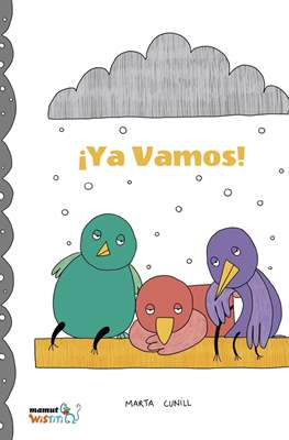 ¡Ya Vamos! - Mamut & Wistiti (Cartoné 32 pp) #