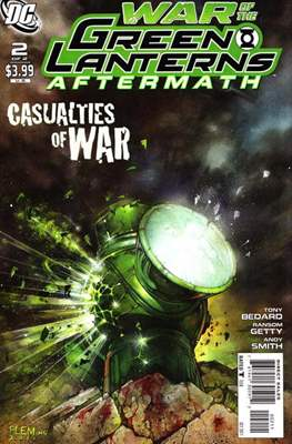 War of the Green Lanterns Aftermath (2011) (Saddle-stitched) #2