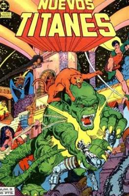 Nuevos Titanes Vol. 1 (1984-1988) #5