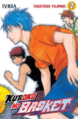 Kuroko no Basket (Rústica con sobrecubierta) #7