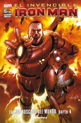 El invencible Iron Man (Rústica) #7